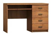 Stůl počítačový jasan světlý INDIANAPOLIS I16