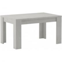 Indianapolis stůl 160 kraft bílý