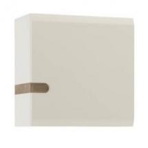 Skříňka závěsná bílá LINATE TYP 65