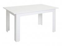 STO/138 - jídelní stůl Junona, bílá alpská