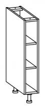 T13/D15 - spodní skříňka bez pracovní desky kuchyň Tiffany