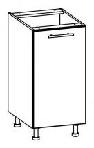 T15/D40/LP - spodní skříňka bez pracovní desky kuchyň Tiffany