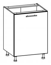 T19/D60/LP - spodní skříňka bez pracovní desky kuchyň Tiffany