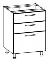 T20/D60S3 - spodní skříňka bez pracovní desky kuchyň Tiffany