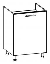 T23/D60Z/LP - spodní skříňka dřezová bez pracovní desky kuchyň Tiffany