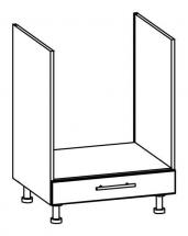 T21/D60P - spodní skříňka pro troubu bez pracovní desky kuchyň Tiffany