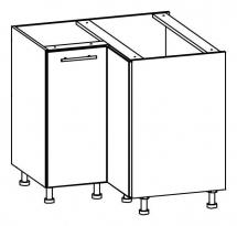 T26/D90NW/LP - spodní skříňka bez pracovní desky kuchyň Tiffany