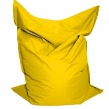 Sedací vak žlutý 180x140 MEGABAG