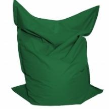 Sedací vak tmavě zelený 180x140 MEGABAG