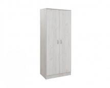 IVA K2 - skříň šatní dub sněhový