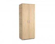 IVA K2 - skříň dvoudvéřová kombinovaná dub bardolíno