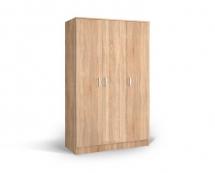 IVA 3K - šatní skříň kombinovaná dub bardolíno