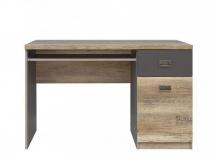 Malcolm  BIU1D1S - psací stůl