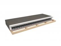 Malcolm STANDARD - matrace tmavě šedá pro LOZ 90