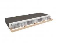 Indiana LUX - matrace tmavě šedá pro JLOZ 90