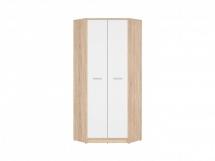 Nepo SZFN2D - rohová šatní skříň