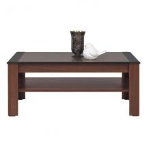 Konferenční stolek NAOMI NA/11 ořech/lišta wenge