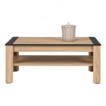 Konferenční stolek NAOMI NA/11 dub sonoma/lišta grafit