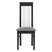 Jídelní židle NAOMI NA/13 wenge/lišta wenge
