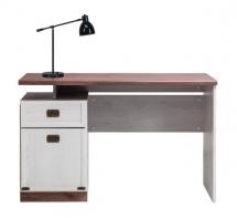 Pracovní stůl MAGIC MA/10 modříň sibiřský/dub