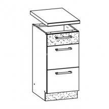 MD14/D45S3 L/P, TAFLA - spodní skříňka bez pracovní desky kuchyň Modena