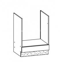 MD17/D60P, TAFLA - spodní skříňka pro vestavnou troubu bez pracovní desky kuchyň Modena