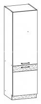 MD22/D60C L/P, TAFLA - potravinová skříň kuchyň Modena