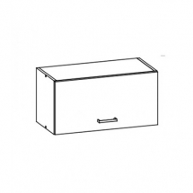 EZ9/G60o - horní digestořová skříňka kuchyň Eliza