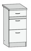 D3S/40/82  - spodní skříňka kuchyň Junona