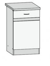 D1D/50/82 L - spodní skříňka kuchyň Junona