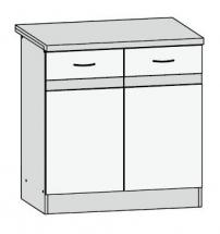 D2D/60/82 - spodní skříňka kuchyň Junona