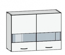 G2W/80/57 - horní skříňka kuchyň Junona