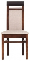 Jídelní židle FORREST FR/13 ořech tmavý