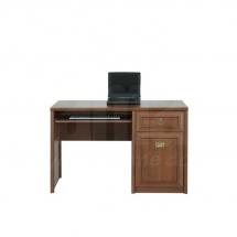 Stůl počítačový višeň BOLDEN BIU1D1S