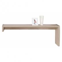 Nádstavec AXEL AX/3 na televizní stolek AX1 L/P thuje, dub latte