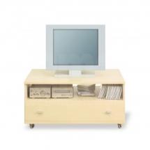 Televizní stolek na kolečkách BONN 05