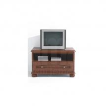 Televizní stolek rustikální ořech/kaštan BAWARIA DRTV 100