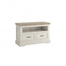Televizní stolek bílý GALIA 15